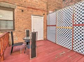 Downtown Albany Apt - Walk to Cafes and Museums, apartment in Albany