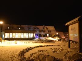 Wellness ubytování Říčky – hotel w mieście Říčky