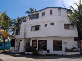 Hostal Galapagos- Departamento, serviced apartment in Puerto Villamil