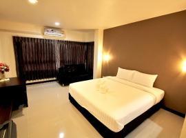 Panwalee Villa, Hotel in Khon Kaen