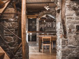 Appartamenti montemezzo le case in pietra Vista lago, villa in Gera Lario