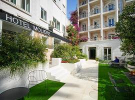 Hotel Molière, hotel in Cannes