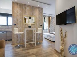 Central Business Apartments, apartman u Beogradu