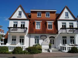 Hotel Villa Undine, hotel in Grömitz
