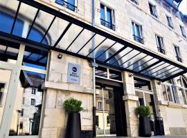 Best Western Citadelle, hotel in Besançon