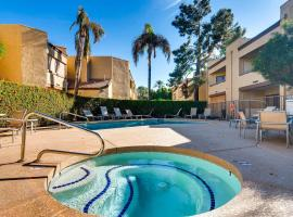 1BR Close to Scottsdale & Downtown PHX, vacation rental in Phoenix
