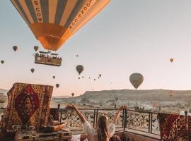 Osmanli Cappadocia Hotel, hotel in Göreme