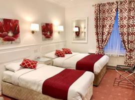 Dergvale Hotel, hotel in Dublin