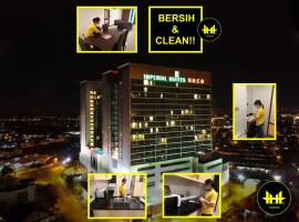 Luco Apartments @ Imperial Suites Kuching, hotel near Kuching Airport - KCH,
