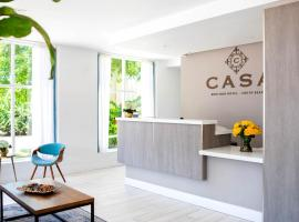 Casa Boutique Hotel, hotell i Miami Beach