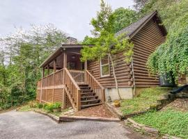Country Lovin, villa in Sevierville