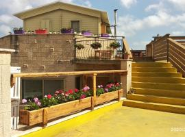 Garden on top of the world צימר על גג העולם, hotel near Rosh HaNikra grottoes, Shlomi