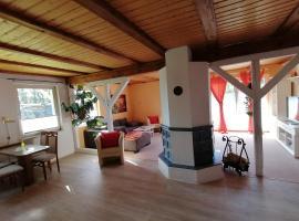 Ferienwohnung am Haffberg, Hotel in der Nähe vom Flughafen Heringsdorf - HDF,