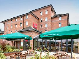 ibis Liverpool Centre Albert Dock – Liverpool One, hotel in Liverpool