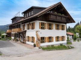 Ferienwohnungen Bach Gotthard, Hotel in der Nähe von: Burg Falkenstein, Pfronten