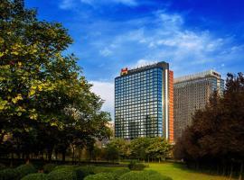 Cheng Du Da Ding Century Plaza Hotel, hotel in Chengdu