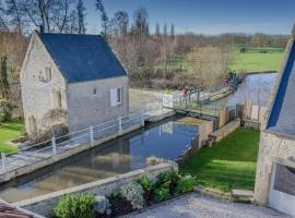 Cottage d'Exception - Coeur de Normandie, vacation home in Bayeux