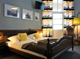 Expolis Residence Rooms & Apartments - MTP - City Center Poznań Główny - 24 Reception, family hotel in Poznań