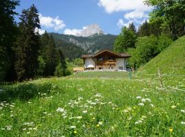 AlpenSportChalet, Hotel in Werfenweng