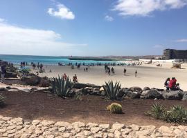 Playa Chica, Los Pozos, hôtel  près de: Aéroport de Fuerteventura - FUE