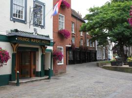 Prince Rupert Hotel, hotel near Shrewsbury College of Arts and Technology, Shrewsbury