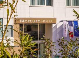 Mercure Marseille Centre Prado Vélodrome, hotel en Marsella