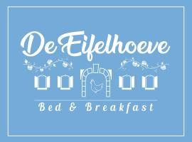 B&B De Eifelhoeve, pet-friendly hotel in Herresbach