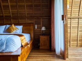 Lelong guest house, отель в Улувату