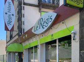 Logis Hôtel le Regis, hotel in Le Mont-Dore