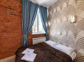 Гостиница в Ивановке, д 14, отель в городе Ivanovka