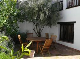 House with 2 bedrooms in Granada with terrace and WiFi, villa en Granada
