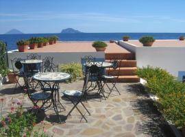 Hotel Punta Barone, hotel in Santa Marina Salina