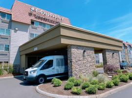 Country Inn & Suites by Radisson, Portland Delta Park, OR, hotel near World Forestry Discovery Museum, Portland