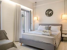 White&Gray Apartment, appartamento a Rethymno