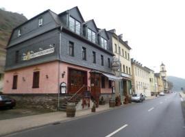 Das Loreley Weinstuebchen, hotel in Sankt Goarshausen
