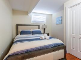 @ Marbella Lane 2BR Lower Level House in Downtown San Jose, apartment in San Jose