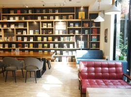 行口文旅,宜蘭市的飯店