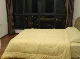 Tandang Sari Staycation 33, pet-friendly hotel in Kuching