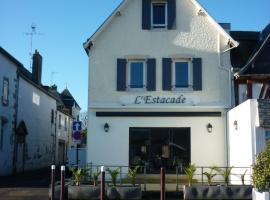 L'estacade, hôtel au Croisic