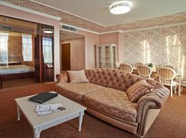 Aer Hotel, hotel in Belgorod