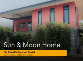 Sun & Moon Home, family hotel in Phitsanulok
