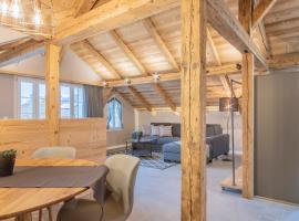 Buche, apartment in Interlaken