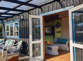 The Blackhouse Cottage, hotel in Hokitika
