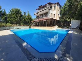 Gazalina, accessible hotel in Yalova