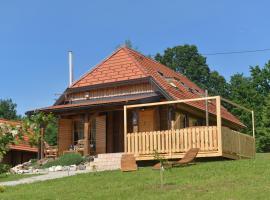 Kuća za odmor Markoci, villa in Rakovica