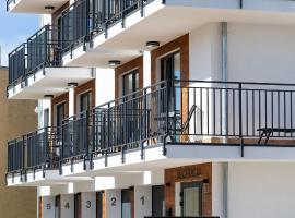 Morska 5, apartment in Niechorze