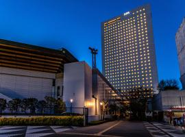 APA Hotel & Resort Ryogoku Eki Tower, hotel in Tokyo