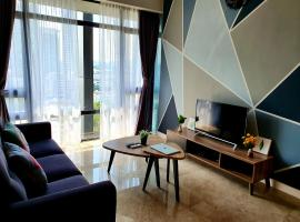 Le Manoir@ Anggun Residences,吉隆坡馬來西亞國家銀行博物館和藝術畫廊(Bank Negara Malaysia Museum and Art Gallery)附近的飯店