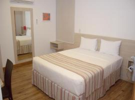 Hotel Rede 1, family hotel in Campos dos Goytacazes