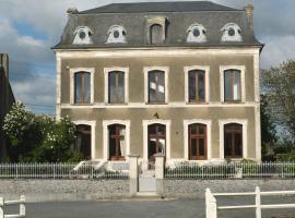 Gite de la Bucaille, hotel in Planquery